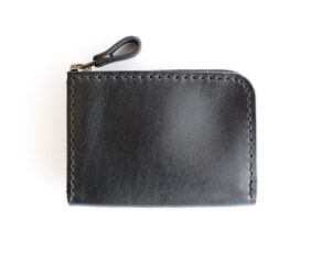 Zipper Pouch - Black