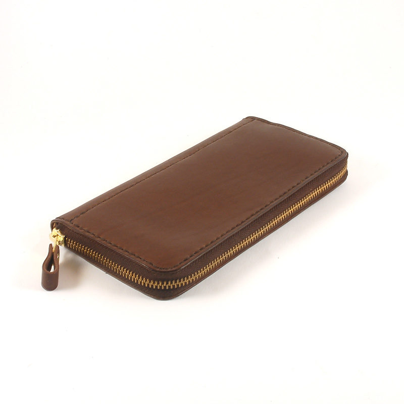 The Large Zipper Wallet