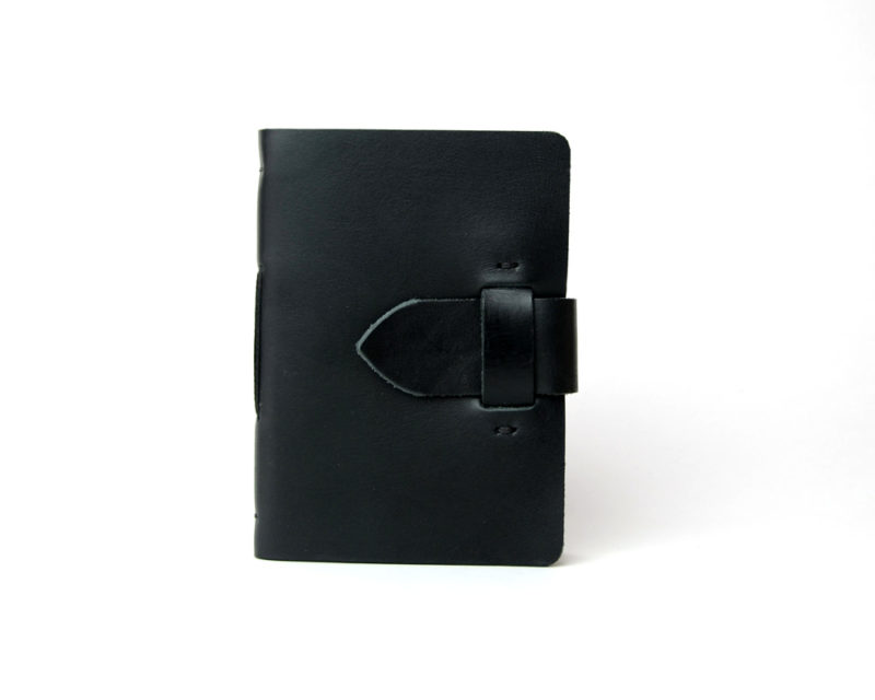 The Beatnik - Buckle - Black